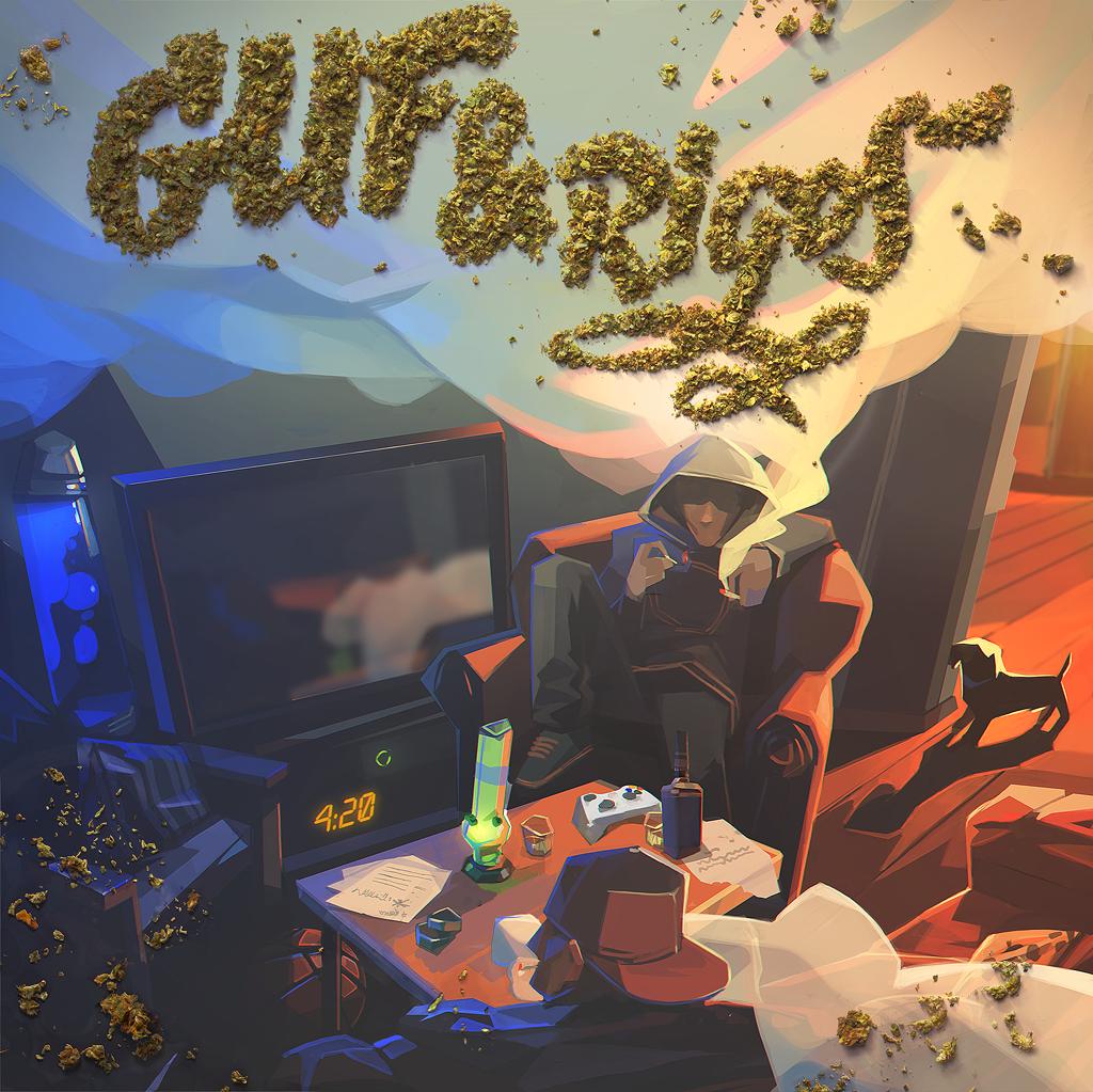 GUF & RIGOS «420»